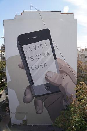GRAFFITI Valencia (Día de las Ciudades 2018)
