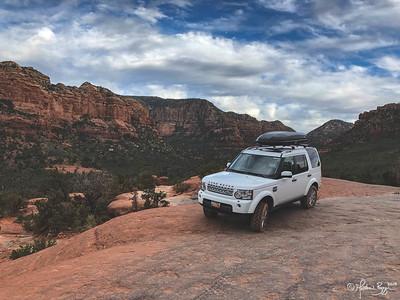 Sedona, Arizona - Broken Arrow Trail