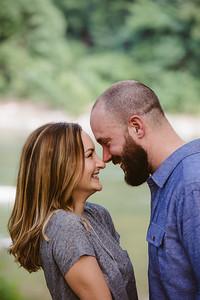 Kristin and Brett