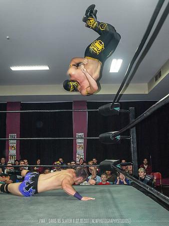 PWA - Davis vs Slater II 07.10.2011