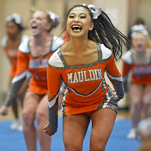 Mauldin Wins Region Championships