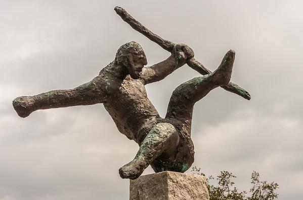 Skulpturer i Stavanger / Sculptures in Stavanger
