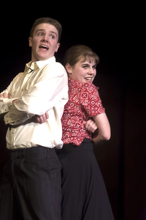 The Pajama Game EHS 2006