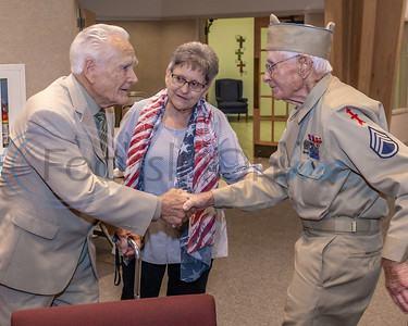 5/10/19 Texas Veterans Recognition Dinner by Don Spivey