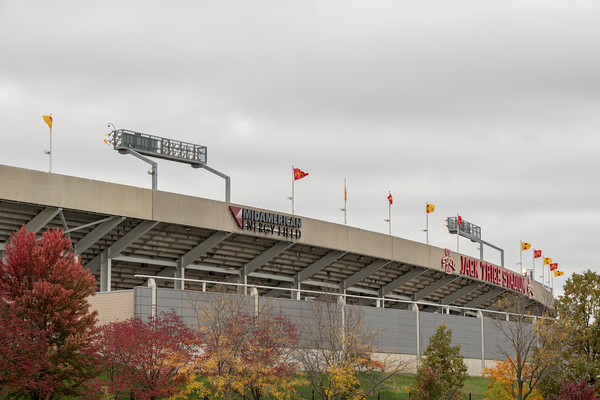 MidAmerican Energy Field at Jack Trice Stadium 10/11/18