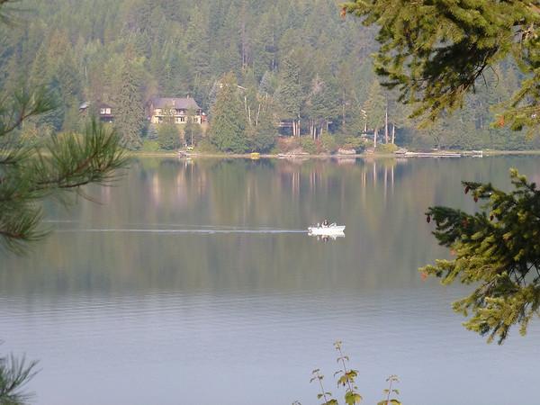Usa Trip Day 8 Spokane to Fort MacLeod - Canada