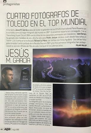 Revista AQUÍ 2018