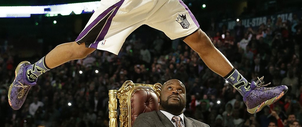 """. <p>9. NBA ALL-STAR WEEKEND <p>Even crummier if you paid $500 for your seat. (4) <p><b><a href=\' http://www.nola.com/pelicans/index.ssf/2014/02/nba_all-star_weekend_one_big_o.html\' target=\""""_blank\""""> HUH?</a></b> <p>    (AP Photo/Gerald Herbert)"""