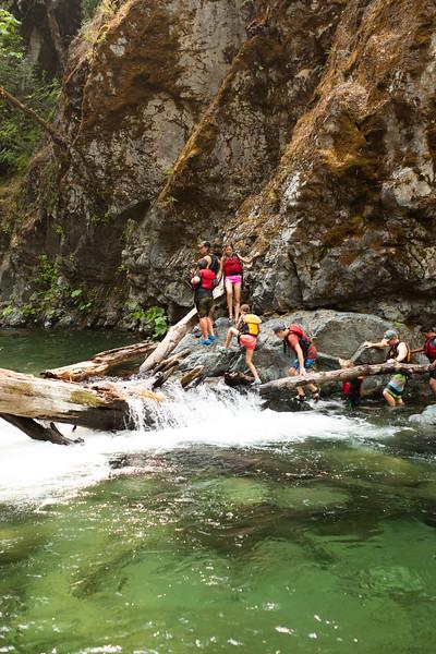 Kidder Creek Camp Week 8