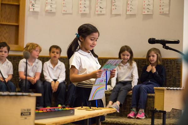 Grade 1 Haiku Presentation