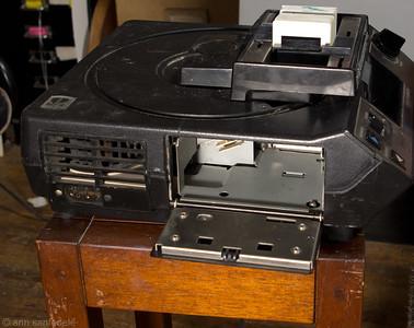 Fixing the KOdak projector