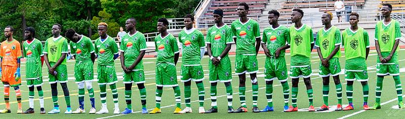 2019-07-27 Cascadia vs Darfur United