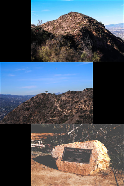 ↗️ Cahuenga Peak