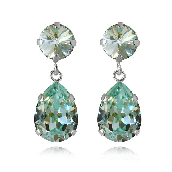 Mini Drop Earrings : Chrysolite.jpg
