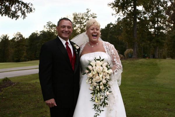 Turner Wedding, October 18th, 2008