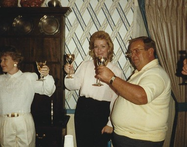 Mom & Dad's 25th Anniversary
