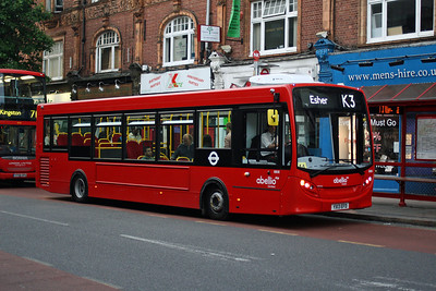 24. 13 Reg Buses around the UK