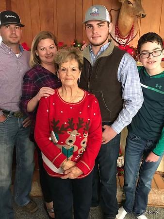 2017 12-24 Jan Thiebaud Family