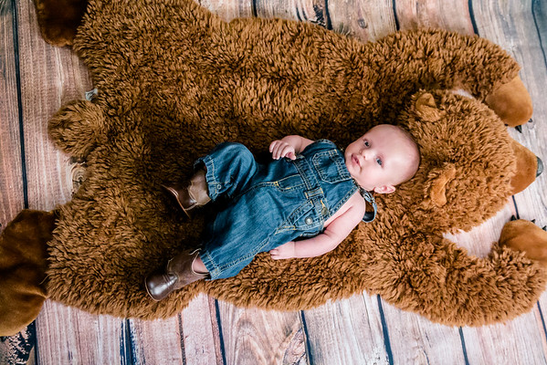 {Brycen's 3 Month Session}