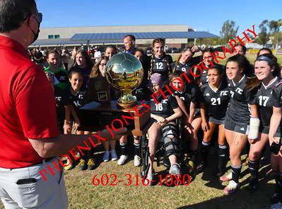 3-20-2021 - Northwest Christian v Scottsdale Christian - Girls Soccer - 3A Final