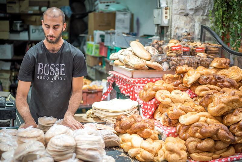 Boss Challah Bread
