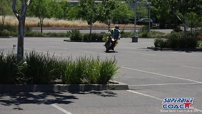 Parking Lot Videos - Shifting Drill
