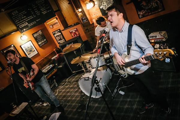White Legs @ The Tyne Bar. 06.01.19