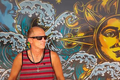 Doug Mini Skateboard Session