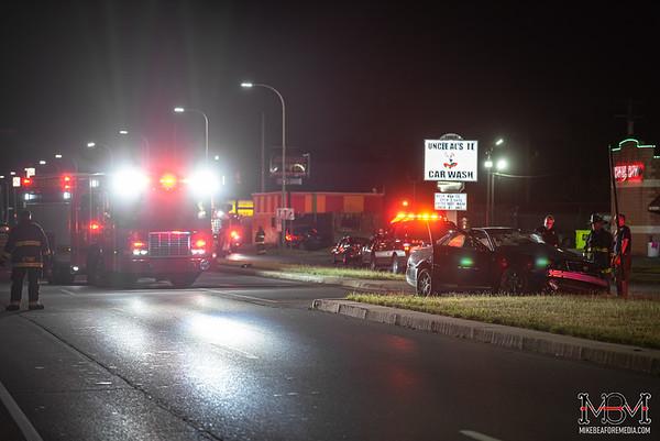 Detroit - 2 Vehicle Accident 7-3-2020