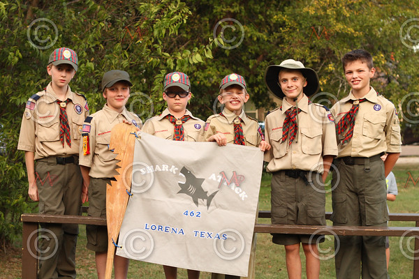 Scout Ceremony