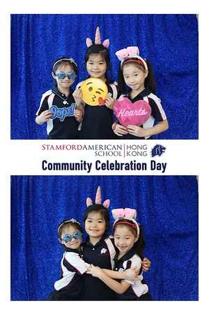 Stamford American School Hong Kong - Community Celebration Day - 20th Apr 2018