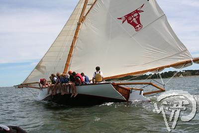Jr. Sailing — afternoon — 8 . 9 - 2007