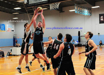 Penrith Panthers Men vs Hills District Hornets