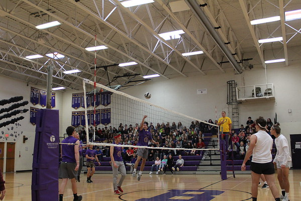 '19 Berkshire Boys Volleyball Game