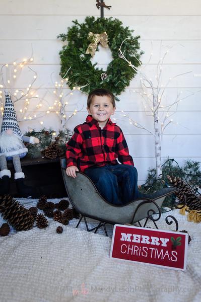 Christmas Mini's 2018