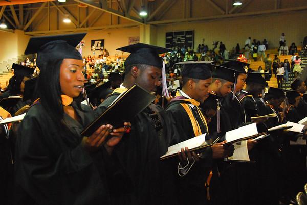 Jabril Graduation - UMES
