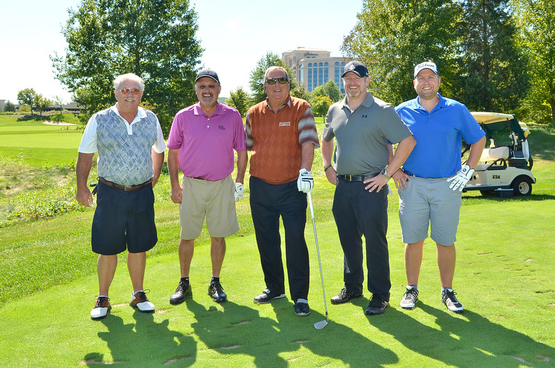 Fuzzy Zoeller Golf Outing