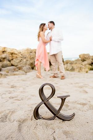 Adam + Karen Engagement