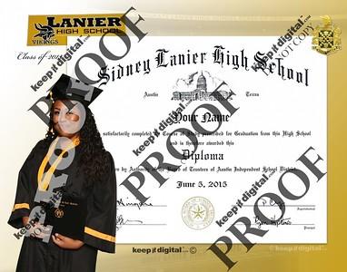 2015 Lanier Keedjit Diploma Proofs