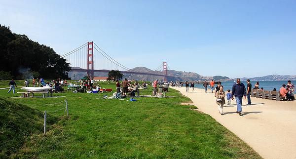 Golden Gate Bridge, 9/24/06