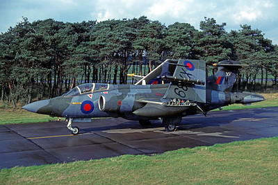British RAF  Hawker Siddeley Buccaneer Military Airplane Pictures