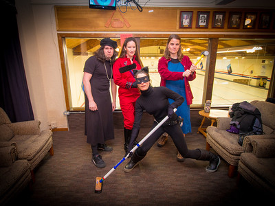 2013 Curling Super Battle Master Challenge!
