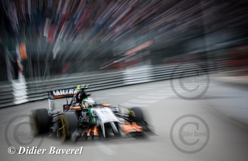 F1 GP Monaco 2014: F1 Essais