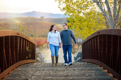 Danny & Katie Engagement Session 12/2/18