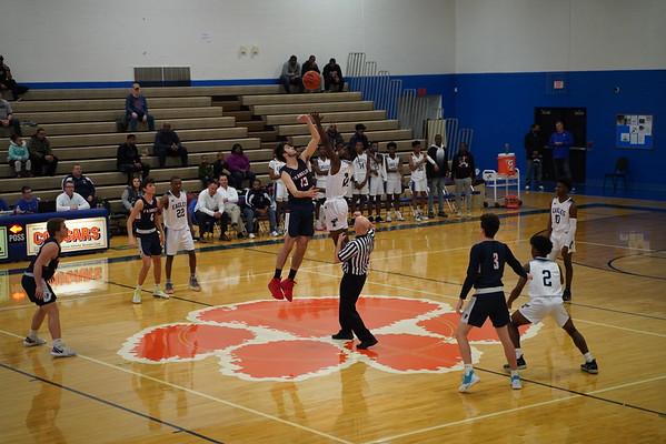 2020 Livonia Franklin vs Thurston District playoff game