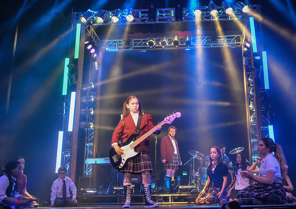 School of Rock Production
