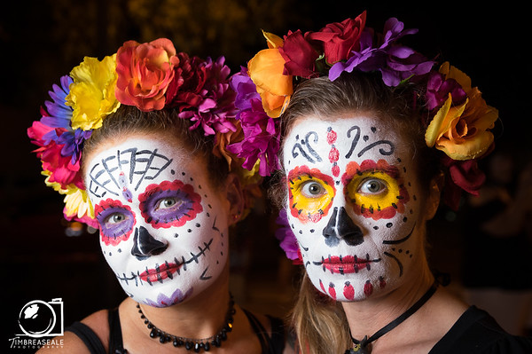 2016 Day of the Dead ~ Ft. Lauderdale