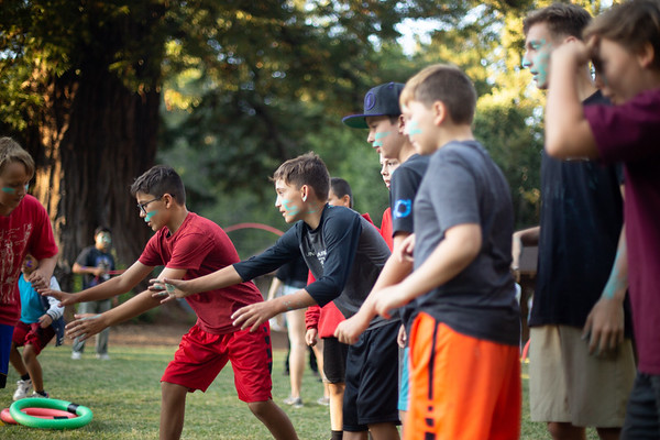 2018 CILT Weeks 5-6 Redwood Camp