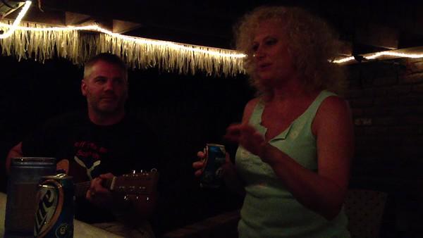 Surfboard Bar.July 21, 2012