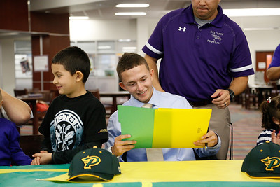 Eastlake High School Ruben Rodriguez Signing